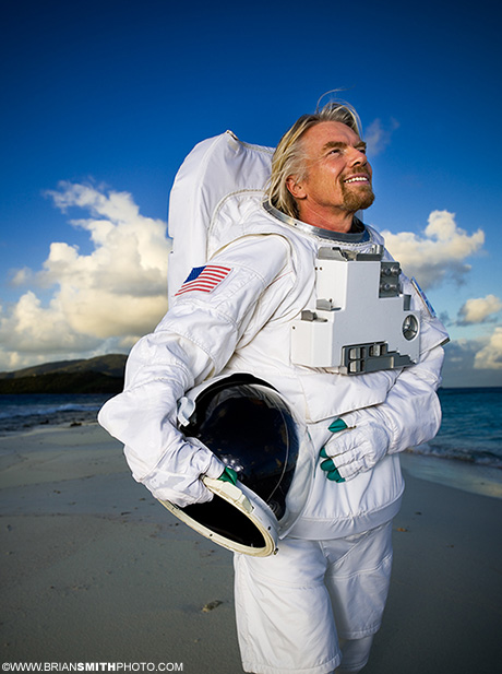 richard branson space shuttle port - photo #12